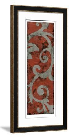 Cinnabar & Stone I-Jennifer Goldberger-Framed Limited Edition
