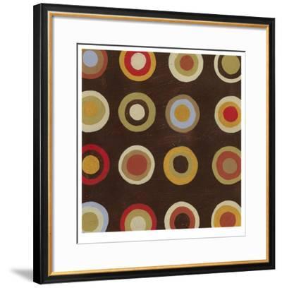 Bullseye I-Erica J^ Vess-Framed Limited Edition
