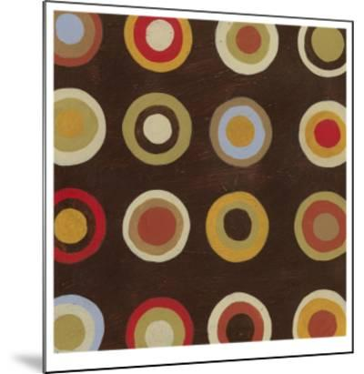 Bullseye I-Erica J^ Vess-Mounted Limited Edition