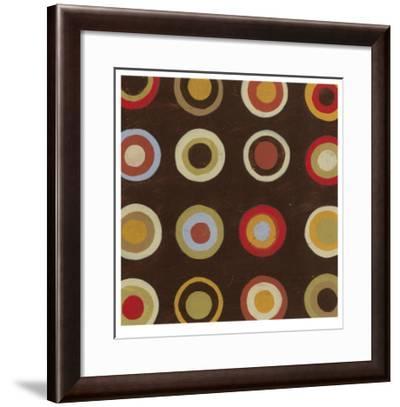 Bullseye IV-Erica J^ Vess-Framed Limited Edition