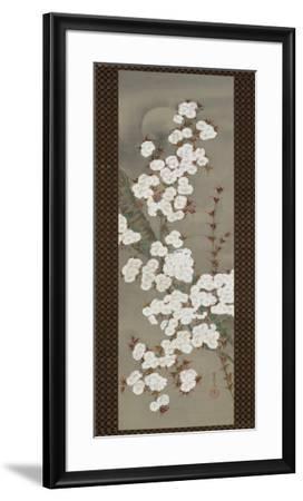 Cherry Blossoms-Yoshida Shuran-Framed Art Print