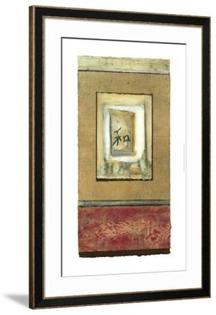 Large Asian Tranquility I-Mauro-Framed Premium Giclee Print