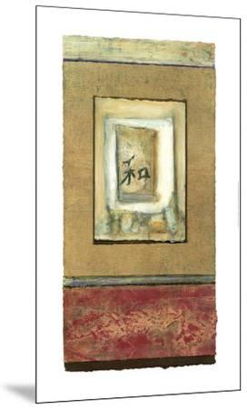 Large Asian Tranquility I-Mauro-Mounted Premium Giclee Print