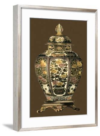 Amber Porcelain II--Framed Giclee Print