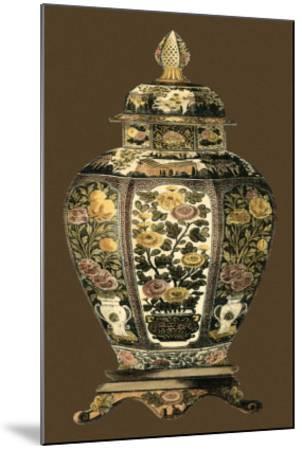 Amber Porcelain II--Mounted Giclee Print