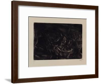 143 - Le festin-Jules Pascin-Framed Limited Edition