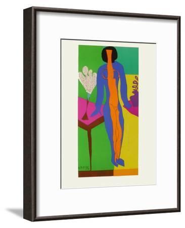 Verve - Zulma-Henri Matisse-Framed Premium Edition