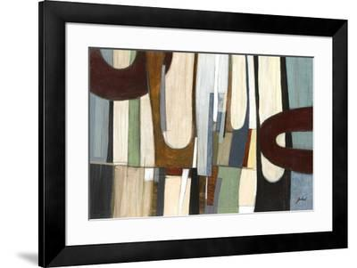 Shadow Field I-Judeen-Framed Art Print