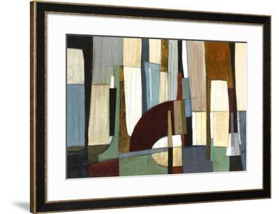 Shadow Field II-Judeen-Framed Art Print