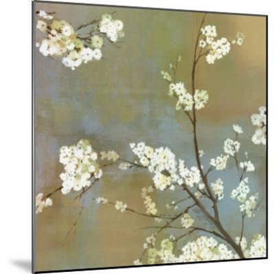 Ode to Spring I-Asia Jensen-Mounted Art Print