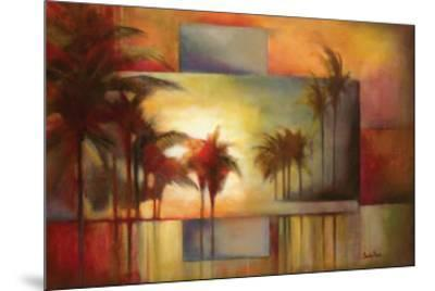 Tropical Realm I-Sandy Clark-Mounted Art Print