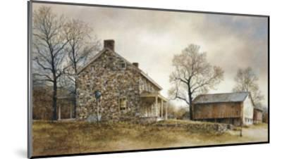 A Pennsylvania Morning-Ray Hendershot-Mounted Art Print