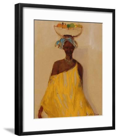 Taanoga-Isabelle Del Piano-Framed Art Print