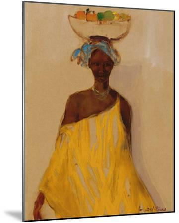 Taanoga-Isabelle Del Piano-Mounted Art Print