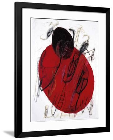 Empire des Signes-Jean-no?l Bach?s-Framed Art Print