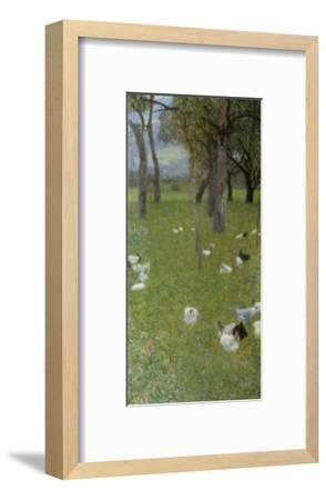 After the Rain-Gustav Klimt-Framed Giclee Print