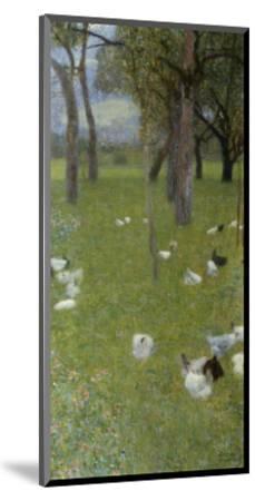 After the Rain-Gustav Klimt-Mounted Giclee Print
