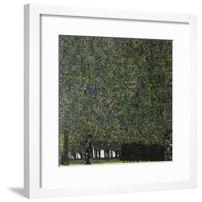 Park-Gustav Klimt-Framed Giclee Print