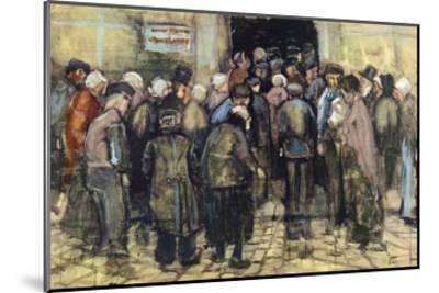The State Lottery-Vincent van Gogh-Mounted Giclee Print