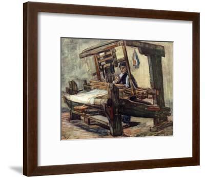 A Weaver-Vincent van Gogh-Framed Giclee Print