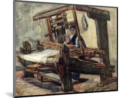 A Weaver-Vincent van Gogh-Mounted Giclee Print