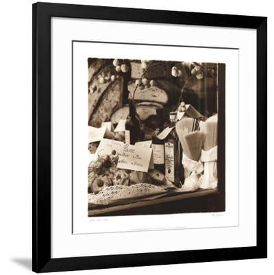 Pasta, Pane e Vino-Alan Blaustein-Framed Art Print