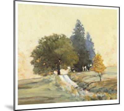 Argent-Kent Lovelace-Mounted Collectable Print
