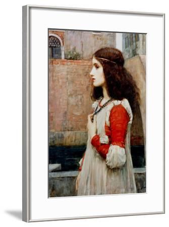 Juliet-John William Waterhouse-Framed Giclee Print