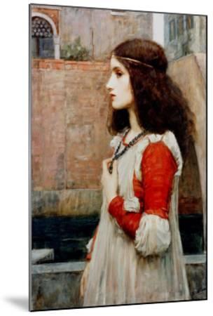 Juliet-John William Waterhouse-Mounted Giclee Print
