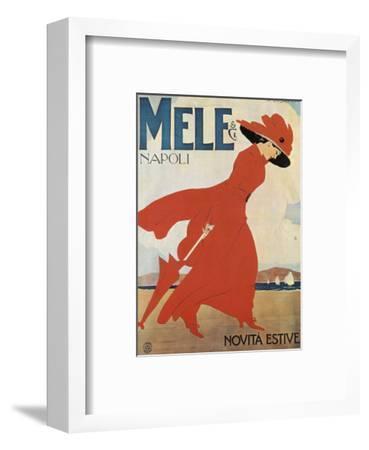 Mele II, Notive Estive--Framed Art Print
