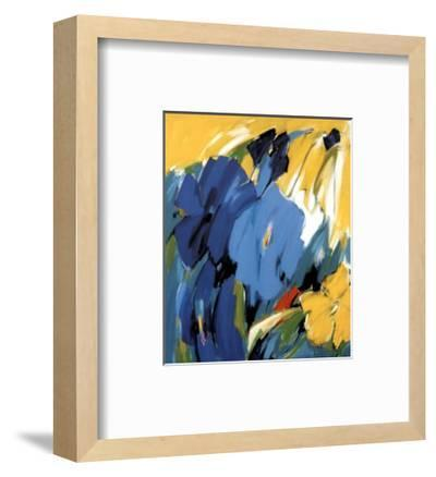 Red Anecdote II-Madeleine Lemaire-Framed Art Print