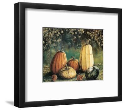 Caged Love-Jeanette Tr?panier-Framed Art Print