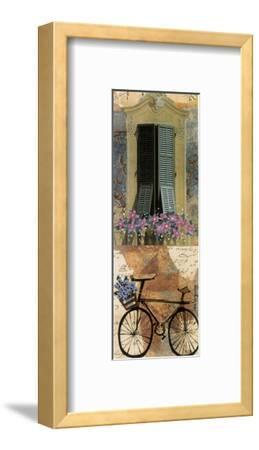 Delivery-Claudette Castonguay-Framed Art Print