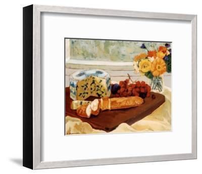 Tasting-Liliane Fournier-Framed Art Print
