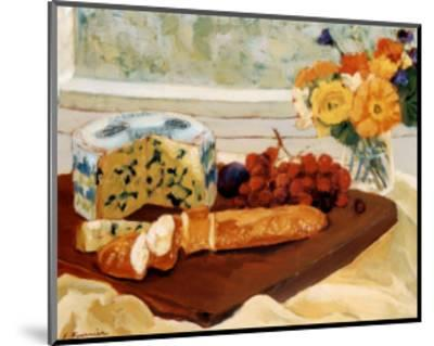 Tasting-Liliane Fournier-Mounted Art Print
