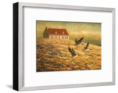 Coming Back-Joanne Ouellet-Framed Art Print