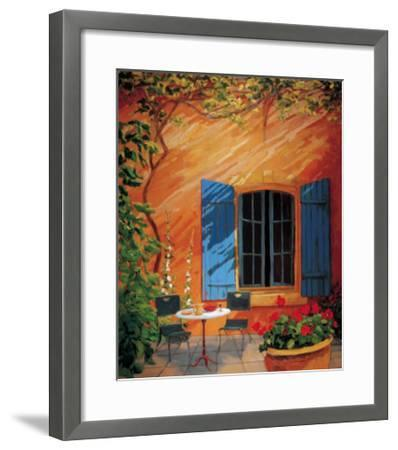 Afternoon Bliss-Liliane Fournier-Framed Art Print