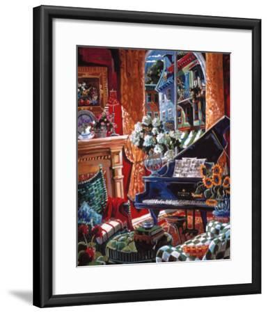 Sound of Music-Jos?e Miller-Framed Art Print