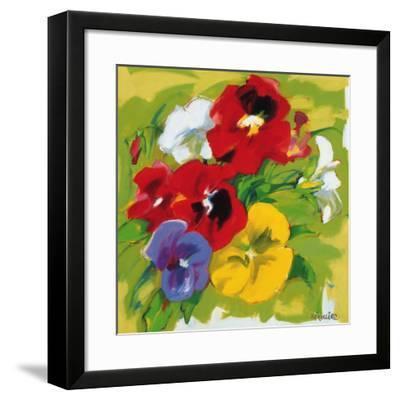 Forget-Me-Nots-Madeleine Lemaire-Framed Art Print