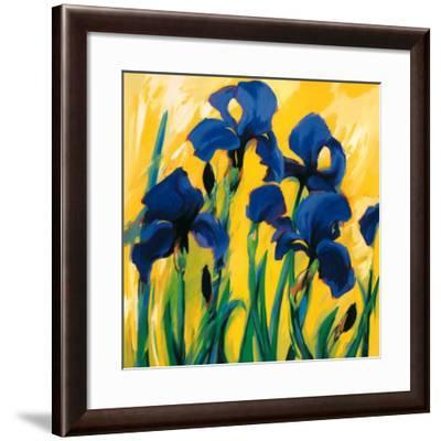 Japanese-Madeleine Lemaire-Framed Art Print