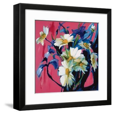 Homage to Chloris-Madeleine Lemaire-Framed Art Print