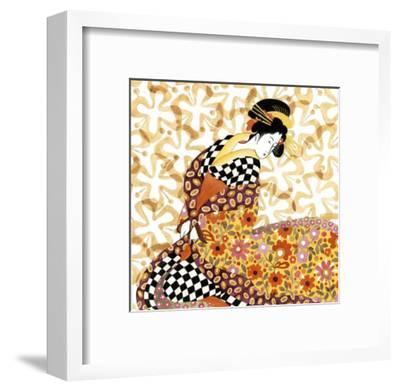 Seventies-Anne Bernard-Framed Art Print