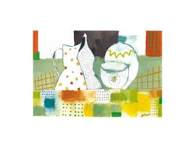 Jar I-Lola Soto-vicario-Framed Art Print