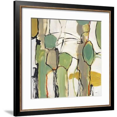 Connected II-Robert Charon-Framed Art Print