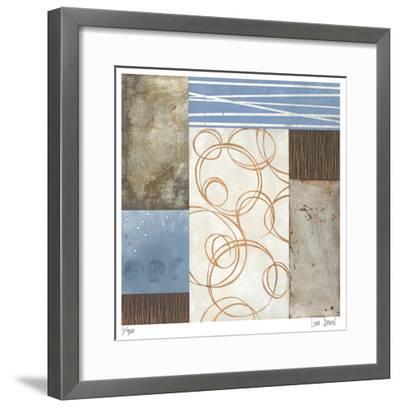Silver Dance I-Leigh Jordan-Framed Giclee Print