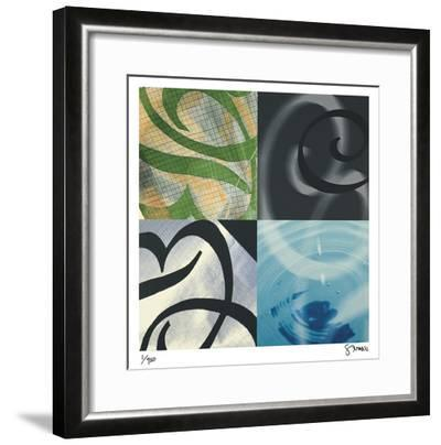 An Elegant Finish-Scott Sandell-Framed Giclee Print