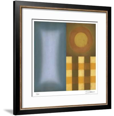 Patterns of Reason I-Deac Mong-Framed Giclee Print