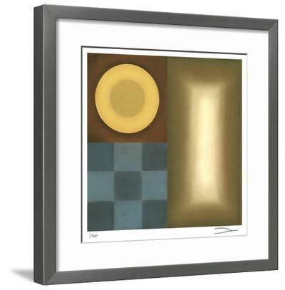 Patterns of Reason III-Deac Mong-Framed Giclee Print