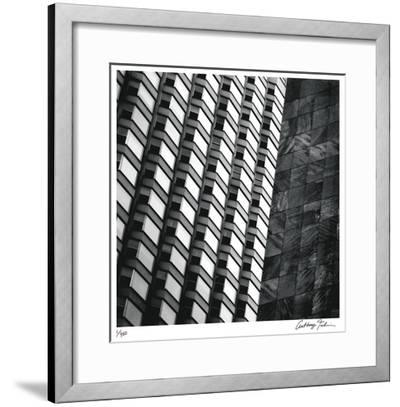 Architectural Detail I-Anthony Tahlier-Framed Giclee Print