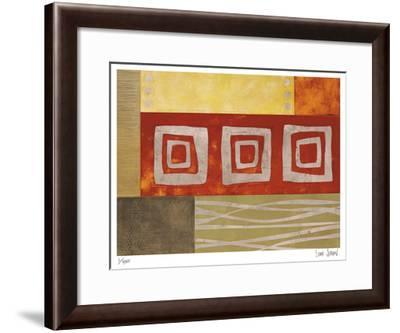 Canyon Dance I-Leigh Jordan-Framed Giclee Print